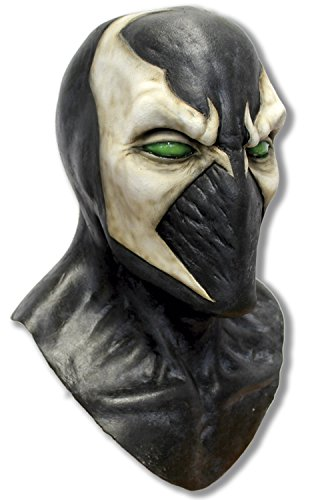 Adult Spawn Latex Superhero Costume Mask ()