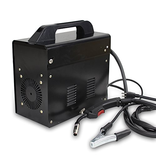 Super Deal PRO Commercial MIG 130 AC Flux Core Wire Automatic Feed Welder Welding Machine w/Free Mask 110V by SUPER DEAL (Image #4)
