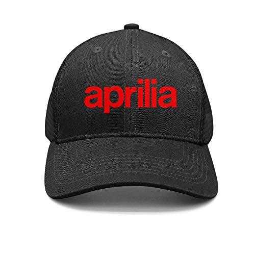 660b9bed834fa9 Men Women Adjustable Aprilia-Motorcycle-Logo- Trucker Dad Baseball Hats Cap