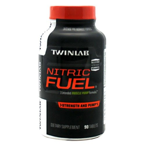 NITRIC FUEL 90 TABS Review