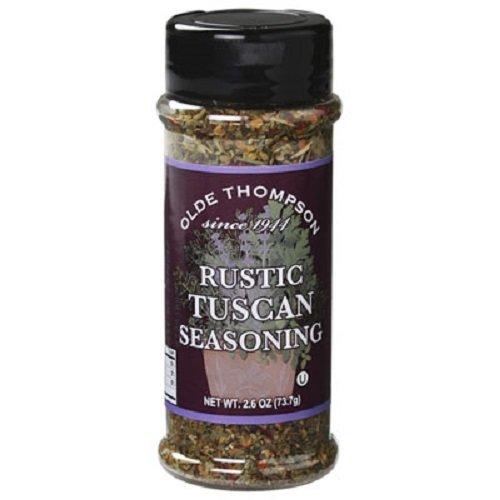 Olde Thompson Rustic Tuscan Seasoning-2.6 Ounces-1700-33