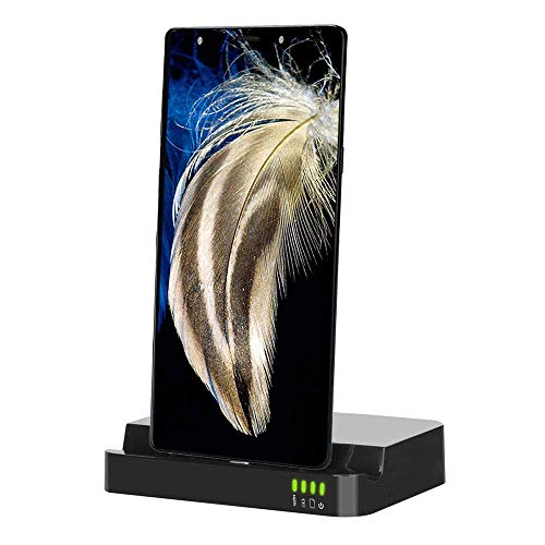 Skywin USB-C Phone Docking Station Compatible with Samsung Dex Mode - 4K Dex Station Adapter Featuring 2X USB 3.0, SD/TF Card Reader