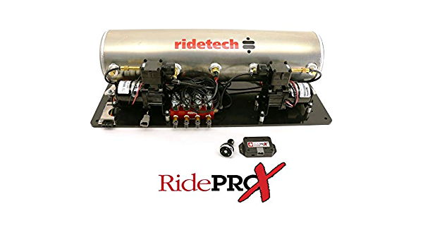 RideTech 30154000 Compressor System 4-Way