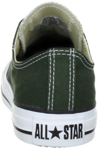 Converse AS Season Ox Can kombu green 132297C - Zapatillas fashion de lona unisex Verde