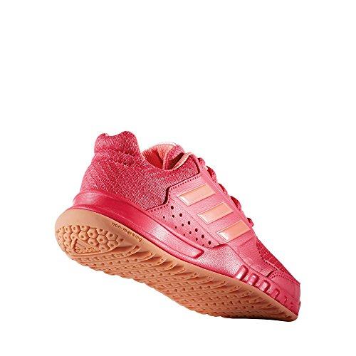 adidas FortaGym Trainingsschuh KInder pink / orange