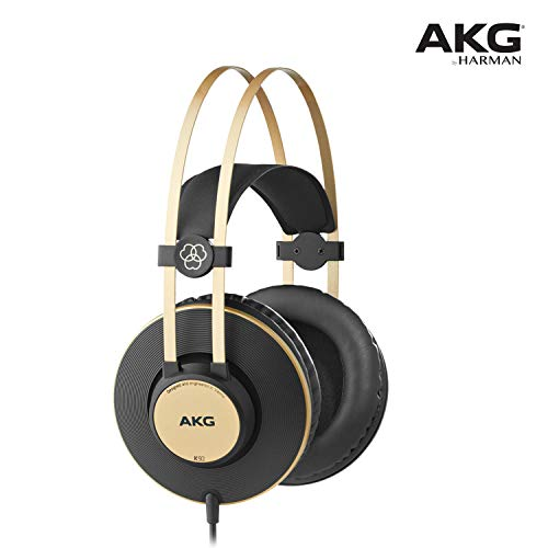 AKG Pro Audio AKB K92 CLOSED-BACK HEADPHONES (