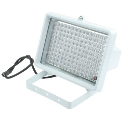 Camera Accessories 140 LED Auxiliary Light for CCD Camera, IR Distance: 150m (ZT-140LF), Size: 11x17x12.5cm by Camera Accessories
