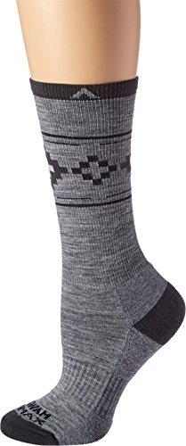 Wigwam Women's Copper Canyon Pro Grey (Wigwam Dri Release Low Socks)