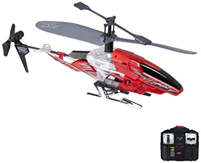 Air Hogs - Havoc Heli - Red Metallic Silver from Air Hogs