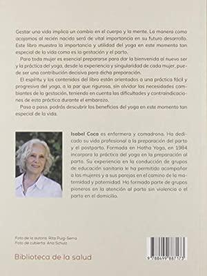 Yoga y gestación (Biblioteca de la salud): Amazon.es: Isabel ...