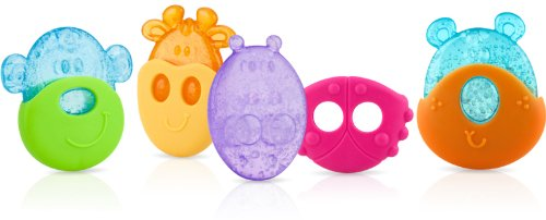 Animal Ice Gel Teether Case Pack 36
