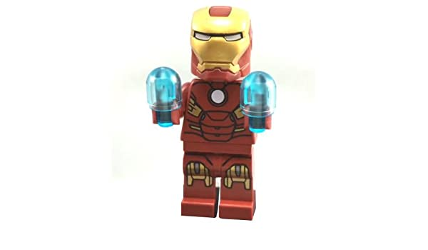 New LEGO 76006 STICKER SHEET ONLY Iron Man Boat Craft Dk Green//Gold No Parts