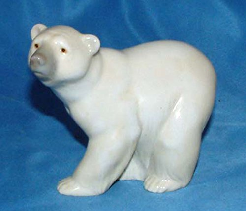Lladro #1207, Attentive Polar Bear