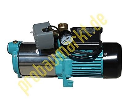 Bomba de agua 2200 vatios 95l/min con interruptor de presión con protección contra el