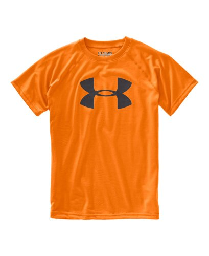 Under Armour Big Boys' Big Logo UA Tech™ T-Shirt