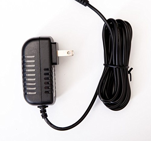OMNIHIL (8 FT Long) 5 Volt 3 Amp Power Adapter, AC to DC, 2.5mm X 5.5mm Plug, Regulated UL 5v 3a Power