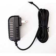 OMNIHIL AC/DC 9V 2A High Quality Power Adapter World Wide Voltage 100-240V Output of 9VDC 2A Light Weight Regulated Extra Long 8' Cord