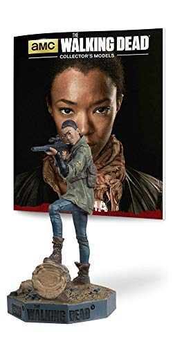 Eaglemoss The Walking Dead Collector's Models: Sasha Figurine