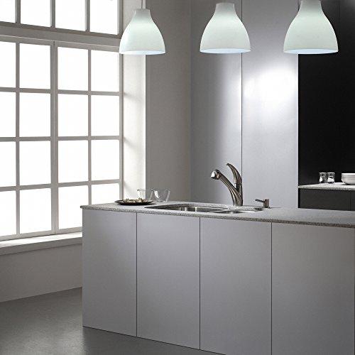 Kraus KBU24 32 inch Undermount 60/40 Double Bowl 16 gauge Stainless Steel Kitchen Sink by Kraus (Image #12)