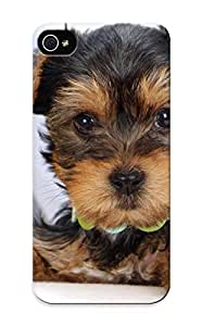 Ellent Design Yorkshire Terrier Puppy Case Cover For Iphone 5/5s For New Year's Day's Gift