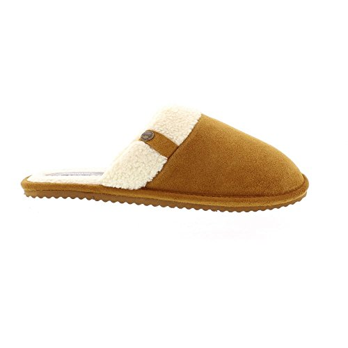 Pantofole Da Donna Superdry Premium Mule Tan Tan