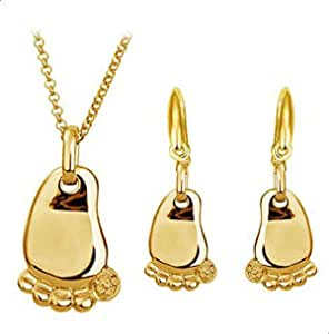 Necklace with earrings for women