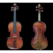 Sky Euro-performer Soloist Series Violin Grand Mastero Level Antique Guarneri Del Gesu 1742 Model Violin Fiddle