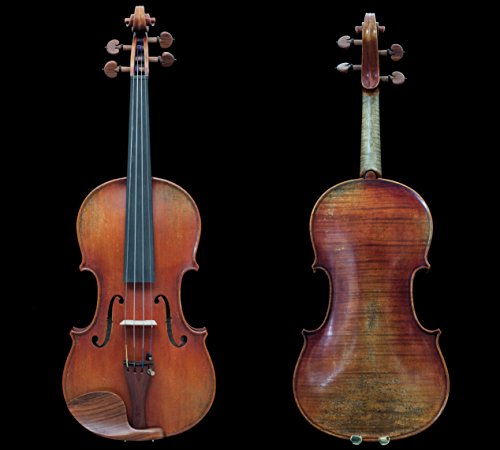 Sky Euro-performer Soloist Series Violin Grand Mastero Level Antique Guarneri Del Gesu 1742 Model Violin Fiddle