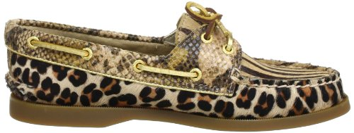 Ankle Tri Boots Multi Sperry Brown Womens O Sand A Tone 2 Brown Animal Eye 7wf0UqIfn