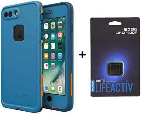 3306355467d5 Lifeproof FRĒ Series Waterproof Case for iPhone 7 Plus (ONLY) - Matching  LIFEACTIV QUICKMOUNT