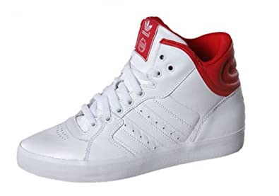 adidas Originals Herren Ten Fast High Tops Schuh Leder