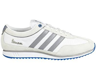 adidas Vespa Vintage Runner, Sneaker Uomo, Bianco (Weiss