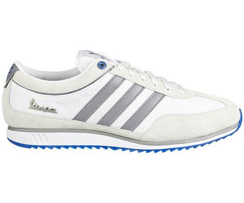 UomoBiancoweiss Vintage Vespa Grau RunnerSneaker Adidas ygb7fY6