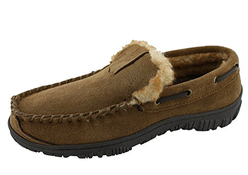 Clarks Mens Warren Slip-on Loafer Sage Mocka