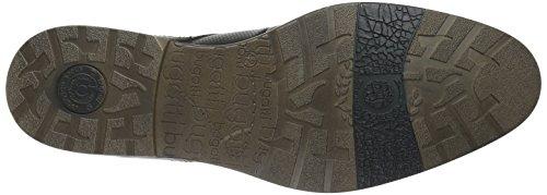 Bugatti 312163023000, Zapatos de Cordones Derby para Hombre Schwarz (schwarz 1000)
