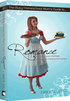 Busy Homeschool Moms Guide Romance product image