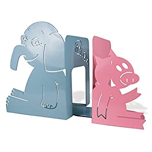 Yottoy Elephant & Piggie Bookends by Yottoy