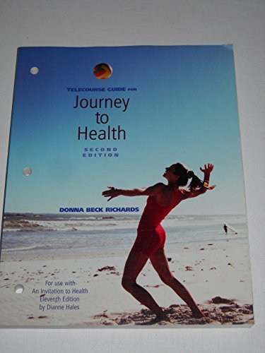 Telecourse Guide for Journey to Health, Second Edition
