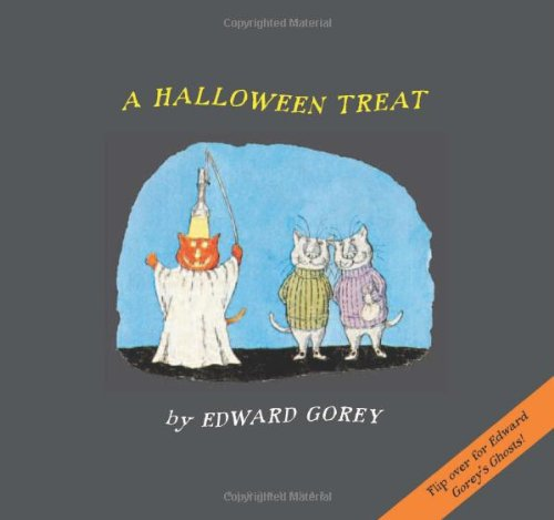 Halloween Treat Edward Gorey product image