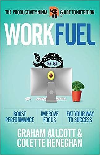 Productivity Guide To Work Fuel (Productivity Ninja): Amazon ...