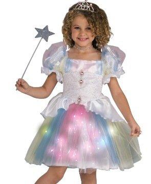 Kids  (Fiber Optic Princess Costumes)