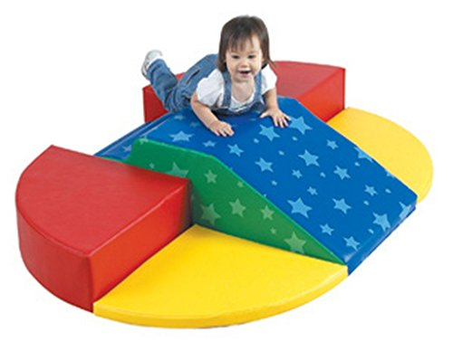 Exporama Soft Slide by Children's Factory