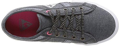 Le coq sportif Ferdinand chambray sparkles ps - Zapato infantil, color negro, talla Negro