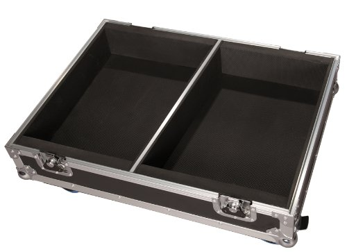 JBL Bags JBL-FLIGHT-VRX932-LAP Flight Case for (2x) VRX932-LAP, 1/2-Inch Plywood Construction, 3.5-Inch Casters and Truck Pack Exterior.