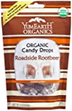 YumEarth Organics Variety Of Vitamin Pops, Drops and Snacks - The #1 Organic Candy in America (Roadside Rootbeer Candy Drops - 3.3 Oz.)