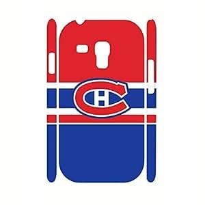 Dramatic Hockey Team Series Hard Plastic Phone Shell Skin for Samsung Galaxy S3 Mini I8200 Case