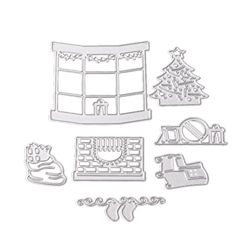 Scrapbooking Metal Die Cutting Dies Stencil For DIY Album Paper Card Decor Craft by (Printable Word Searches For Halloween)