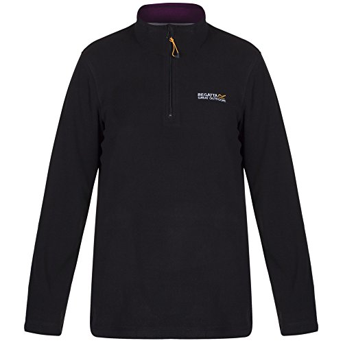 Fleece Blackcurrant Women's Sweethart Leisurewear Regatta Black wXHt7Yq