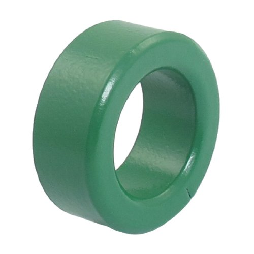 uxcell 36mm Outside Dia Green Iron Inductor Coils Toroid Ferrite Cores