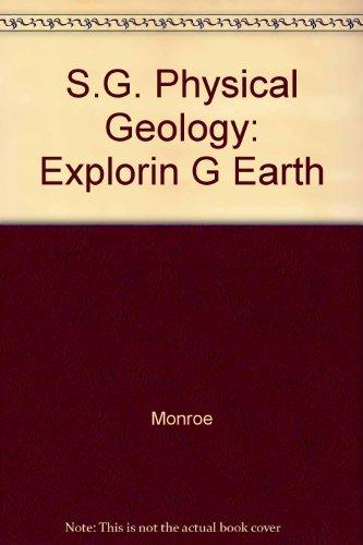 Physical Geology Textbook Pdf